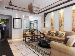 天津大都会-四室两厅两卫 -新中式风格