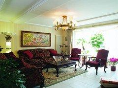 130平欧式三居室仅需12万元!