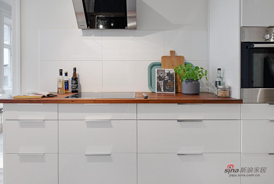 简洁实用的厨房