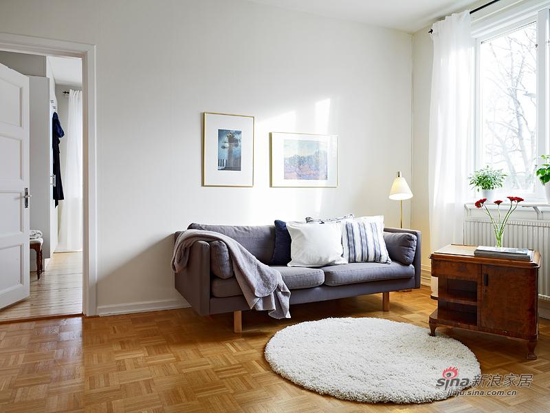 客厅的布艺沙发