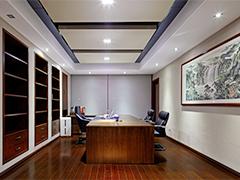 简约高端办公室设计