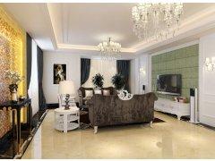 美联奥林匹克花园/四居室/169平装修设计-奢华温馨的简欧风格