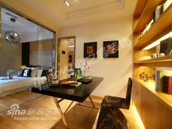 小居室见大空间 90平层图片 样板间 新浪装修家居网 高清图片
