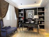 欧式风格,客厅做挑空设计
