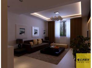 现代简约-三居室现代简约