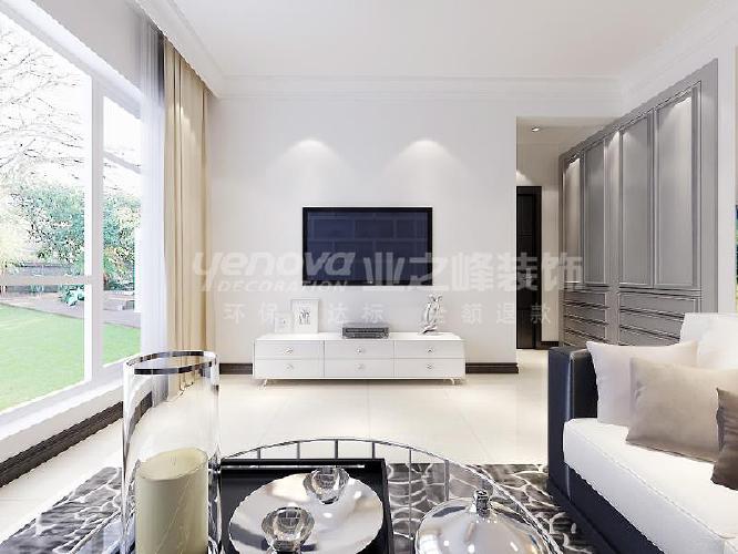 尚景新世界157平米现代风格装修设计