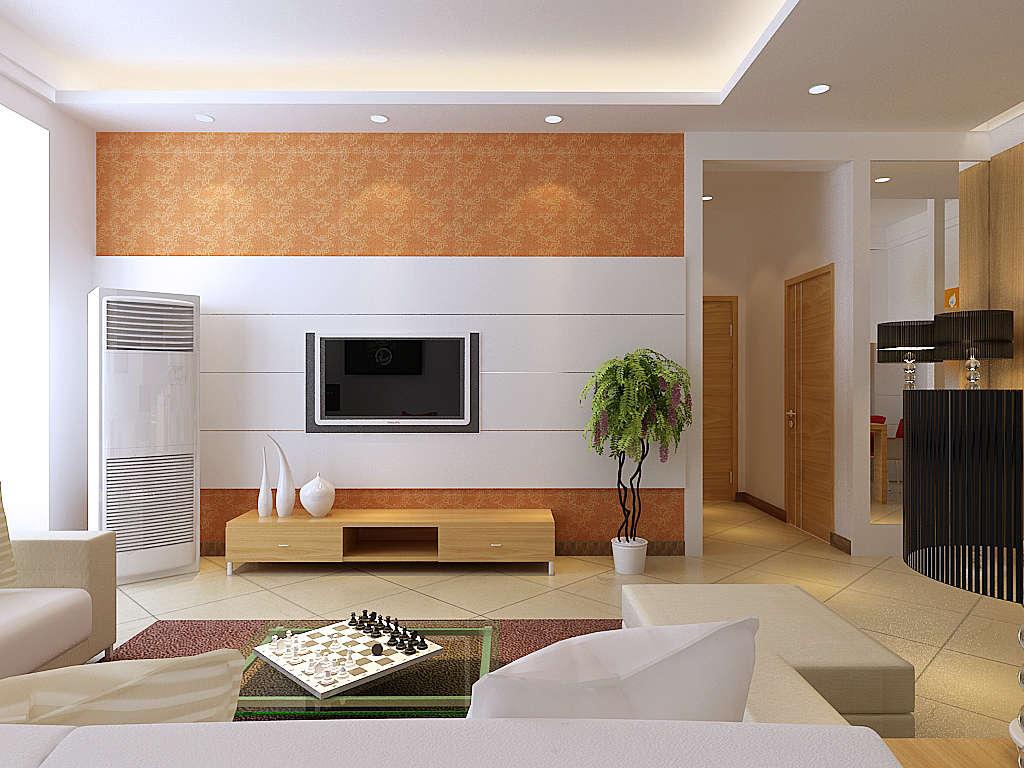 交换空间三室一厅100平方装修效果图 大全集图片