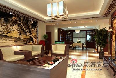 纯红木家具带你领略现代中式新风格高清图片