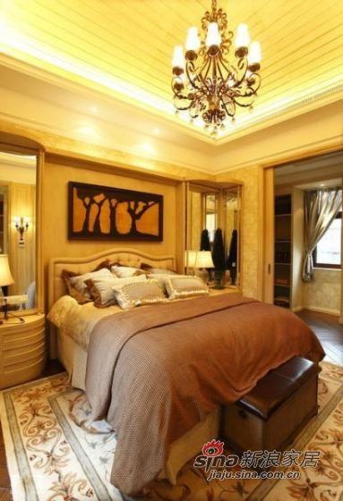 也是用了实木的木条,很有层次感的 地面也是铺了地毯,墙壁用的大高清图片