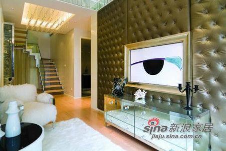 各种风格电视背景墙装修图赏高清图片