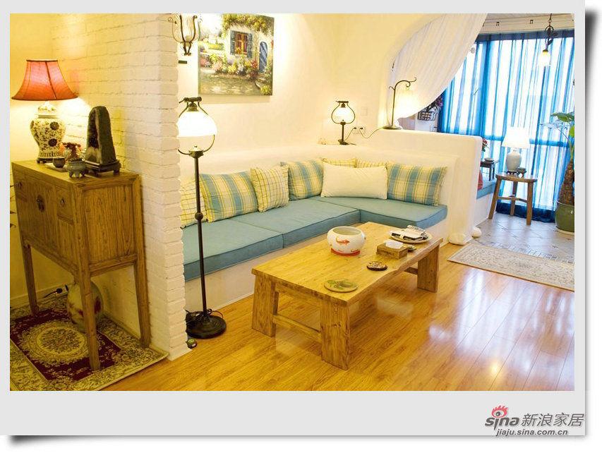 拥树画海--宅在自己的房间里旅行-客厅图片 家居秀
