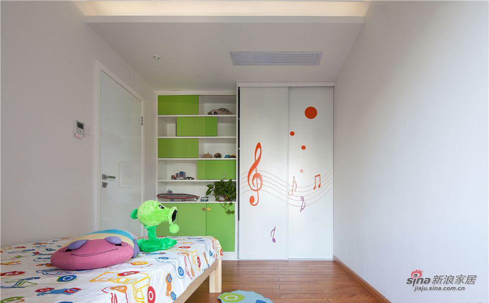儿童房设计图片_家居秀