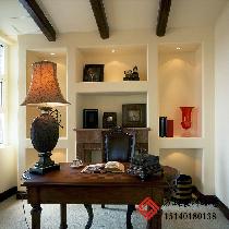 180平地中海风格别墅设计