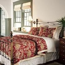 温馨卧室设计-长沙实创装饰