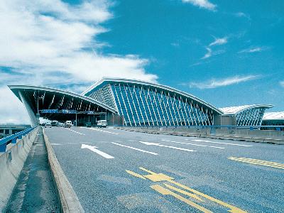 冠军磁砖—上海浦东机场2
