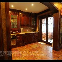 厨房美式风格
