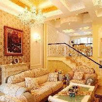 280平欧式奢华唯美别墅设计