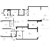 原始平面图
