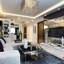 国企三代人的现代简约风格装修-8万翻新回龙观小区108平米老房