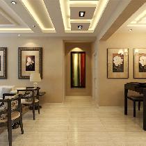 现代感空间、奢华造型布置