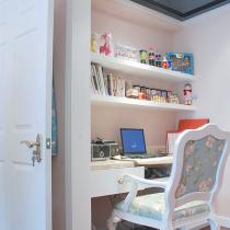 主卧里的卫生间改成书房和衣帽间图片