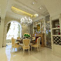 打造迷人浪漫欧式家居
