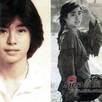 15岁那年,一个广告商邀请王祖贤拍了一个化妆品广告。
