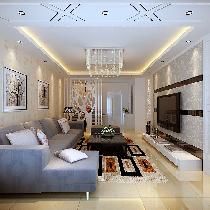 49平一居室现代简约风格