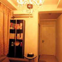 35平的一室户 温馨二人世界的简易小屋