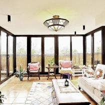 8万装137平新美式风格家 精致华美的低调