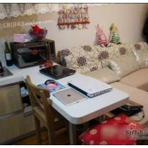 37平方的一室半的小房子 装下无限的东西