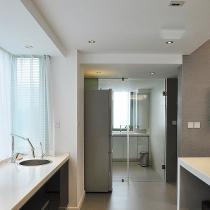 透明浴室 43万装202平新时代简约
