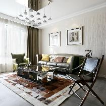 上海实创装饰22万打造徐汇区151平混搭风格家装界的DIY
