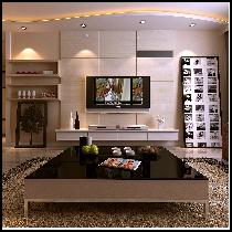 3.8W打造90平保利心语现代简约风格,给您一个温馨舒适的家!