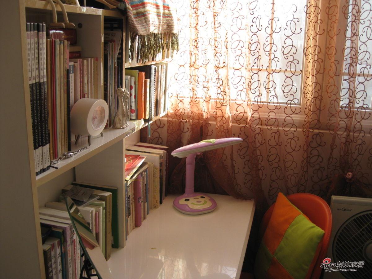 【我的书房一角】