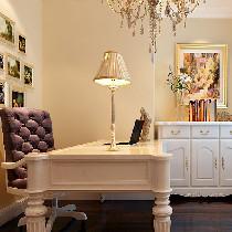 140平童话森林三居欧式美家 极美的家居装修案例