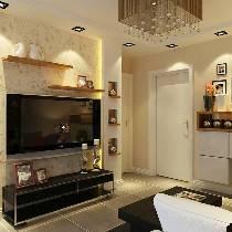 6万打造北戴河精品小公寓现代简约装修