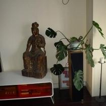 收藏爱好者晒宗教特色ZAKKA 家的现在时