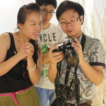 【趣味生活公开课】第二期摄影课之现场互动2