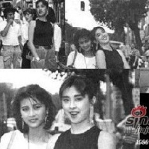 就在初中毕业后,王祖贤考进了台湾的国光艺校而攻读影视剧相关专业。