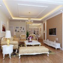 80平毛坯房被4W2带走 多么清新温暖的家丫