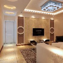 5W3打造106平现代简约风格 温性优雅放心房