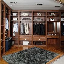 个性衣柜 定制艺术收纳空间
