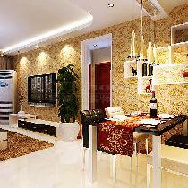西安居泰隆(东方雅居)94平米户型方案