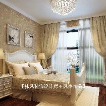 华润奉天九里125平效果图