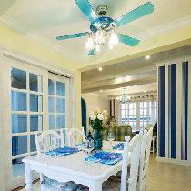 蓝色港湾家装设计 现代都市人最爱的地中海风格