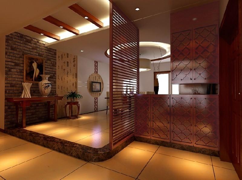 中式风格充满书香气息200平别墅设计图片