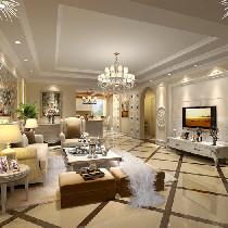 几款大热装饰风格客厅装饰效果