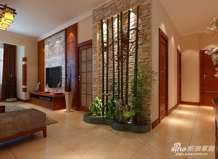 入户玄关机械意境设计理念;入户门是整个轴承作业玄关大设计图片