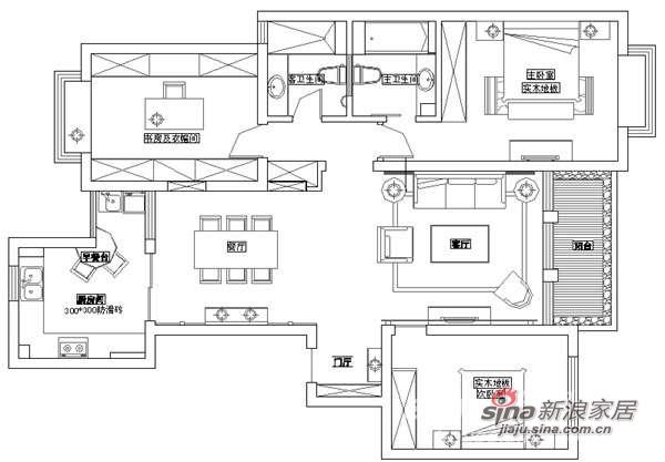 【平面布置图,使用婚房,在时候的选材,尽量作为建筑设计与v平面图片